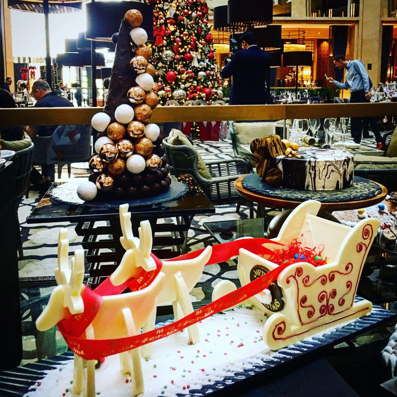 Dubai Christmas brunches – 2019 update