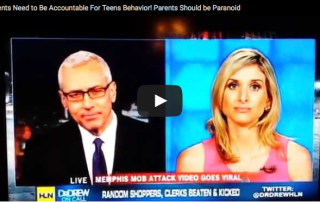 parents accountable for teens