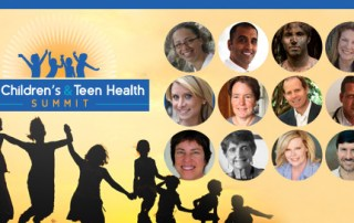 Stress is everywhere and impacts your child & teen. Join me Nov. 3-10 at Children't Health & Teen Summit for: Our Children Wired, Disconnected, Unreachable?