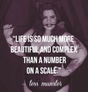 i'm beautiful - Tess Munster - Whether you're feeling low in the morning or need an extra boost to your self-esteem, try these amazing body image quotes to feel empowered.