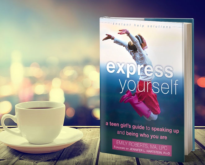 Express Yourself by Emily Roberts