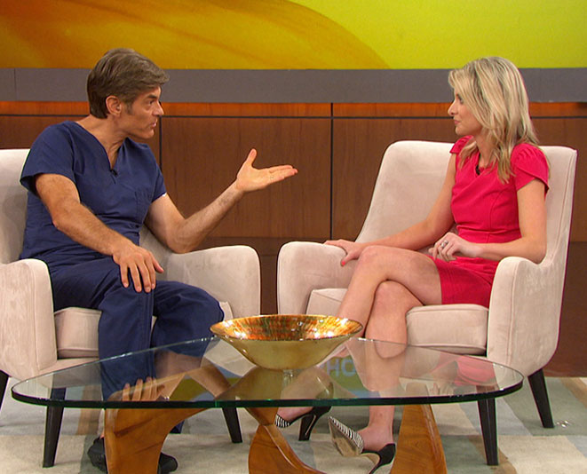Emily Roberts on Dr. Oz