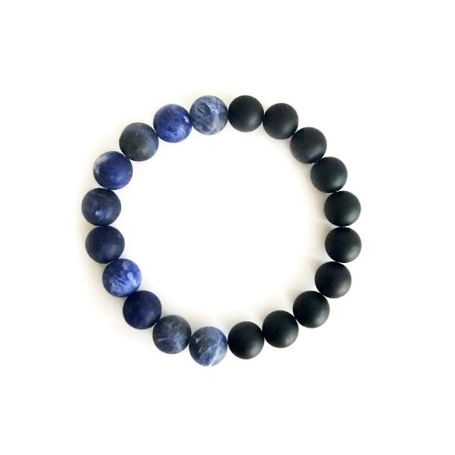 10mm Sodalite Bracelet for Men