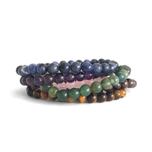 6mm Crystal Bracelets