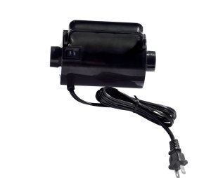 Black Pool Float Wall Plug Pump
