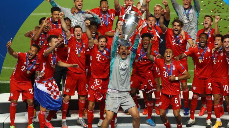 German FA postpones Bayern Munich matches over champions ...