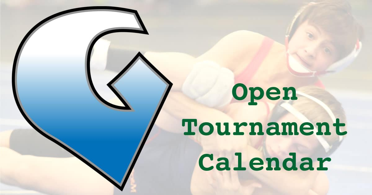 Open Tournament Calendar | The Guillotine
