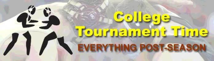College Tournament Time