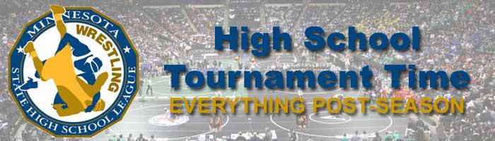 High School Tournament Time