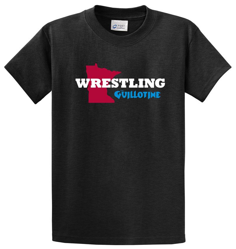 06762ab6 Minnesota Wrestling T-Shirt – The Guillotine