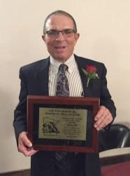 2016 Bartelma Hall of Fame inductee Paul Cyr.