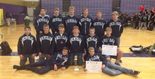 Melrose Early Bird Invitational 1st Place - Bemidji Lumberjacks