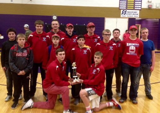 Melrose Early Bird Invitational 2nd Place - KMS Saints