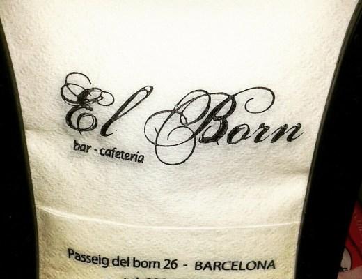 Cafe El Born