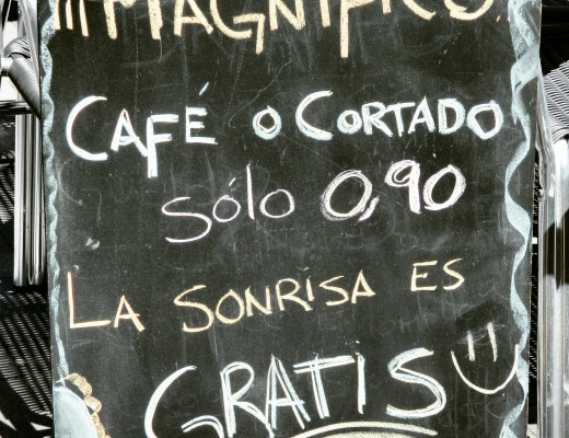 Coffee in Spain – Sonrisa