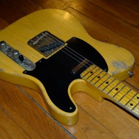 The Rittenhouse Telecaster Story - Part 1 (@AbeRittenhouse)