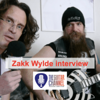 Zakk Wylde interview: the launch of @WyldeAudio products