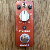 Mooer Trescab: a great pocket cab simulator