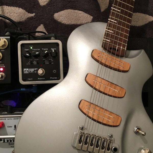 Ethiq Electric guitar - Jean-Yves Alquier