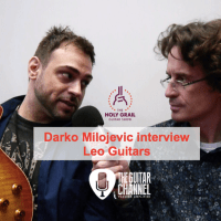 Leo Guitars: interview with the luthier Darko Milojevic