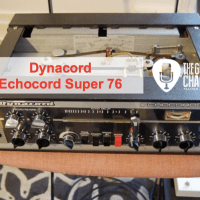 Dynacord Echocord Super 76: review of a real tape echo