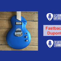 """Guitar Review - Fastback Alquier """"Codetalker"""" by Maurice Dupont"""