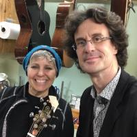 Kathy Wingert luthier interview in her Los Angeles workshop
