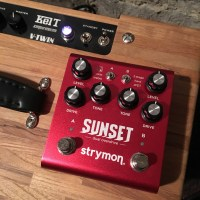 Pedal Review - @Strymon Sunset, double overdrive/boost Swiss army knife