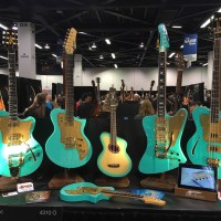 Boutique Guitar Showcase report - NAMM 2018