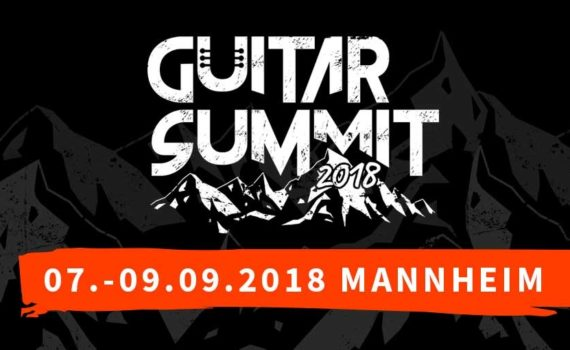 2018 Guitar Summit - The German Fall guitar event you must attend