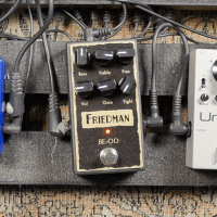 Pedal Review - Friedman BE-OD: a huge sounding overdrive