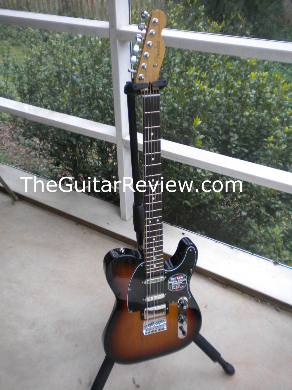 the mighty fender blacktop telecaster baritone review get down low rh  theguitarreview com Fender Telecaster with Humbuckers Wiring-Diagram Custom  Telecaster ...