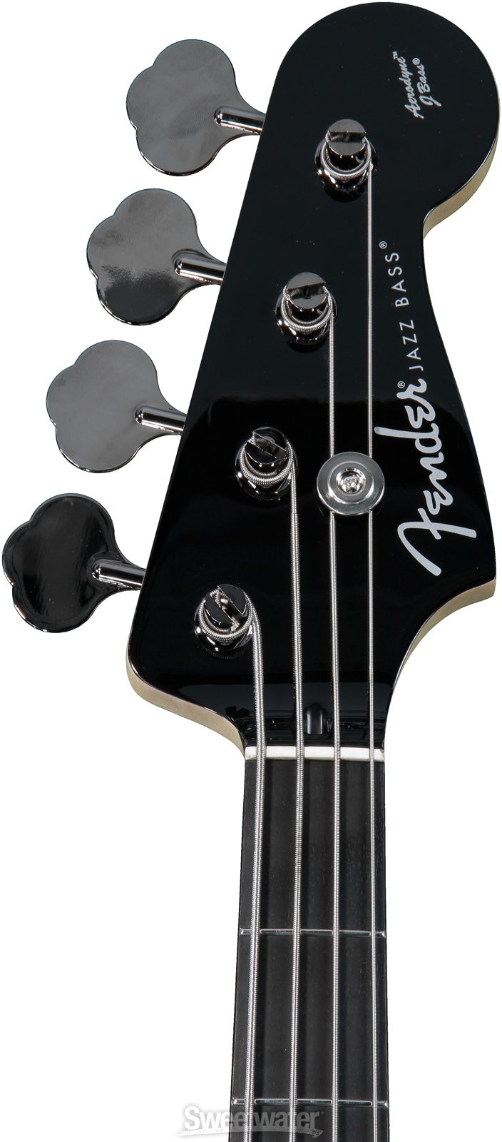 The Fender Aerodyne Jazz Bass Review - Sleek, Slender, Seductive ...