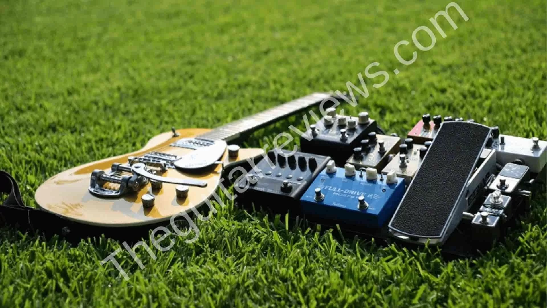 top 8 best volume pedals for guitar