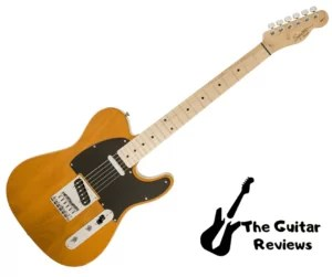 Squier by Fender Affinity Telecaste Guitar