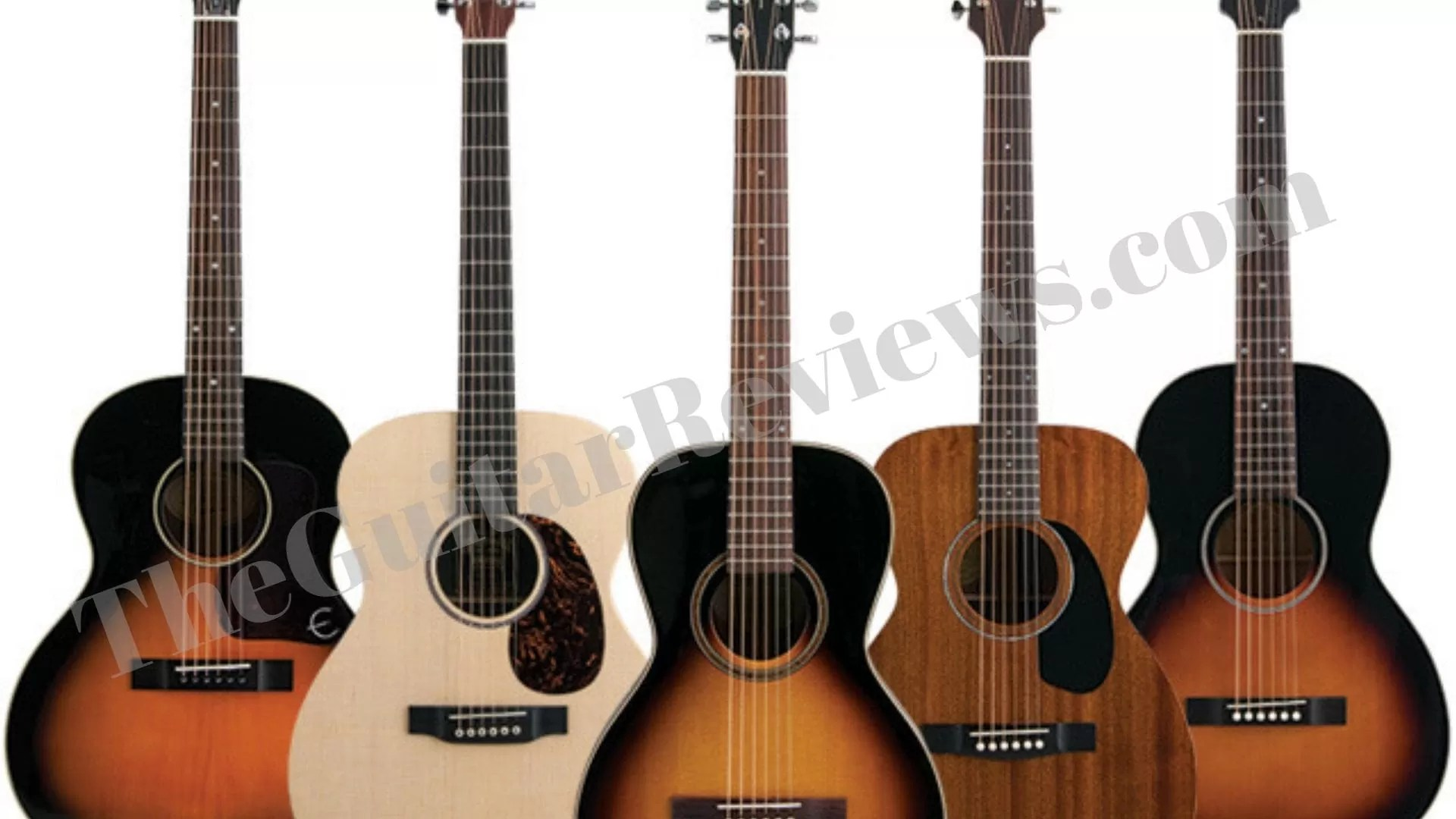 top 08 Best Acoustic Mini Guitars