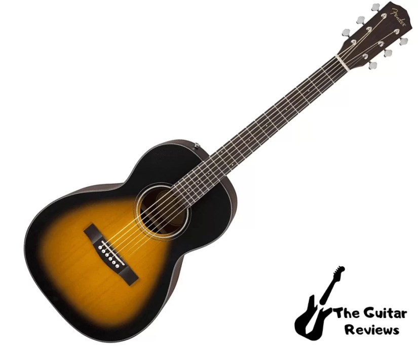 Fender CP-100 Parlor Small Body Acoustic