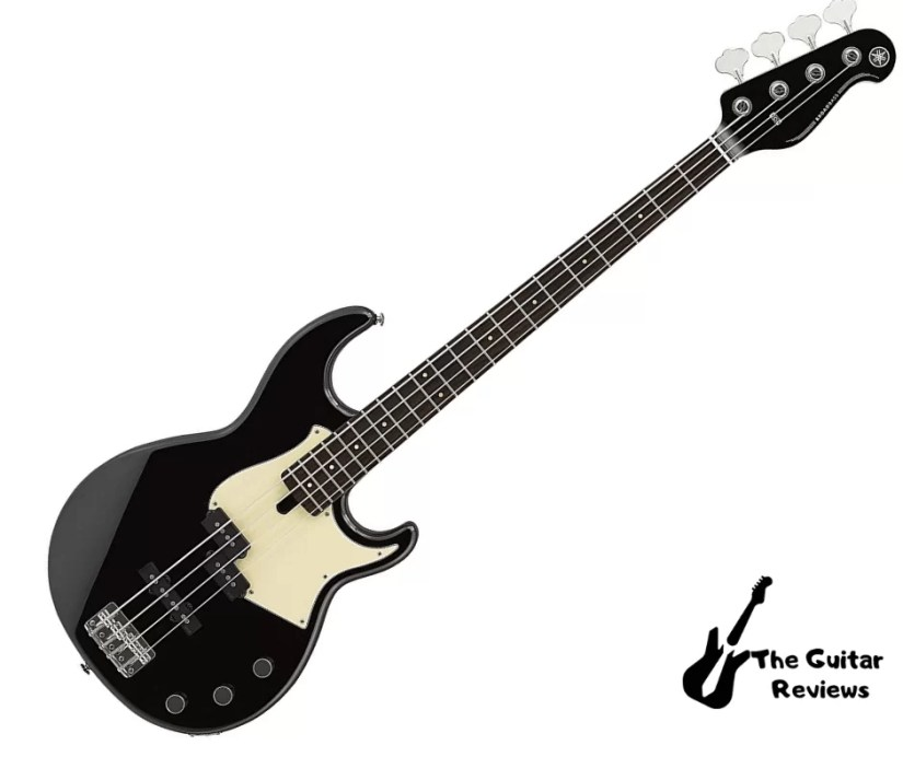 Yamaha BB434 BB-Series Bass Guitar, Black