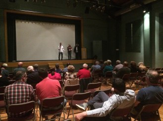Bradley Bethel and Denise McGill discuss their films Unverified: The Untold Story Behind The UNC Scandal and The Gullah Project. Both films screened together at Cape Fear Indpendent Film Festival on Friday, March 11th.