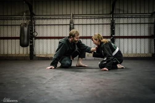 Gerry and Sarah