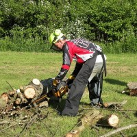 Find Your Inner Lumberjack! An Introduction To Chainsaws