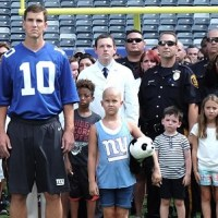Tackle Kids Cancer Launches Eli's Challenge