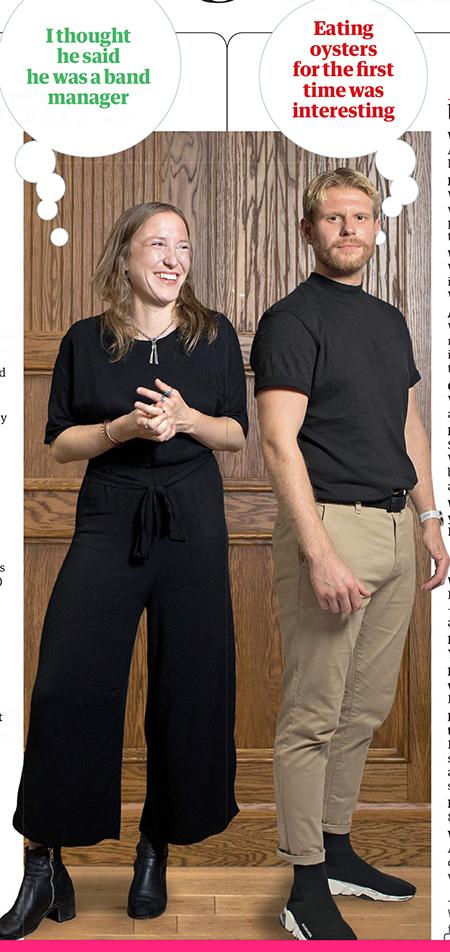 Ella and Josh