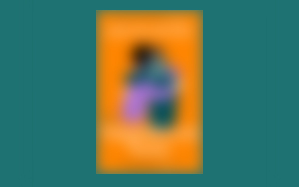 Blurred image of the cover