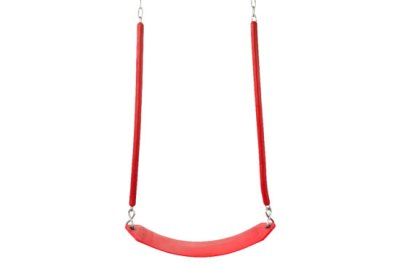 belt swing red