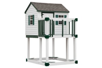 6 x 8 Playhouse Towe