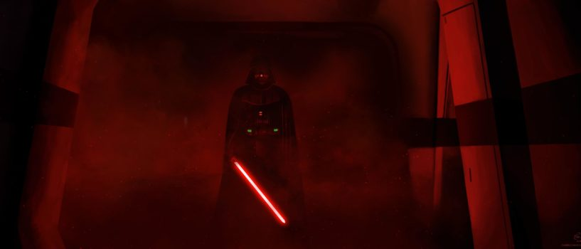 Why THAT Rogue One Ending Was So Important To Darth Vader
