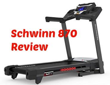 review of schwinn 870