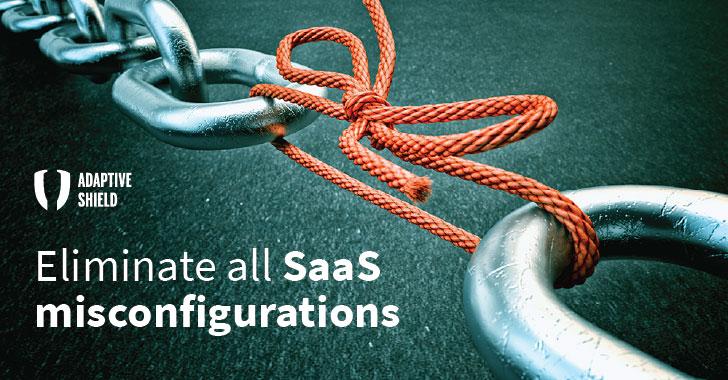 Misconfigured SaaS Settings