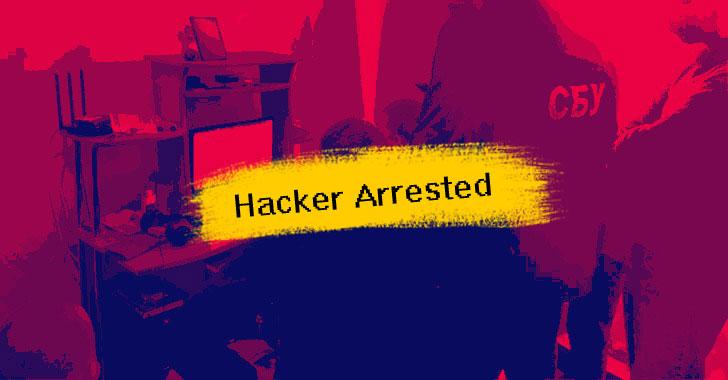hacker arrested